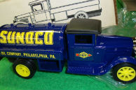 SUNOCO GAS OIL no 1 PREMIER EDITION